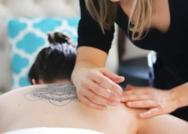 deep tissue massage treasure valley